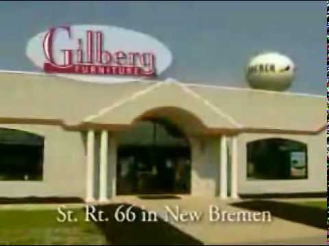 Gilberg Furniture - March 2010 TV Commercial