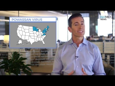 Powassan Virus: Worse Than Lyme Disease?