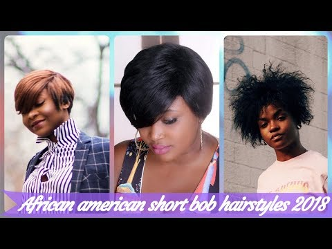 20 cool 💋 ideas about african american short bob hairstyles 2018