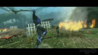 James Cameron's Avatar The Game Official Trailer