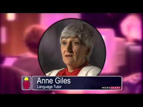 Anne Giles - Language Tutor