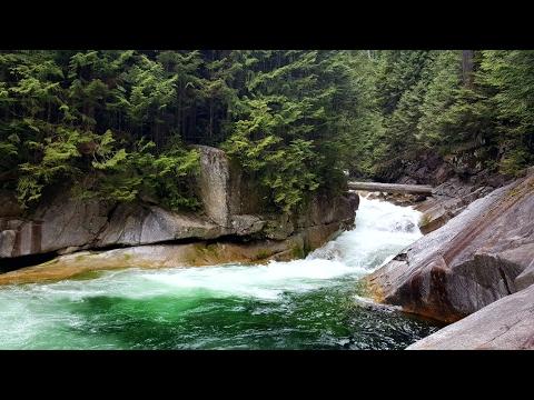 Gold Creek Falls, Golden Ears Provincial Park, Maple Ridge,BC