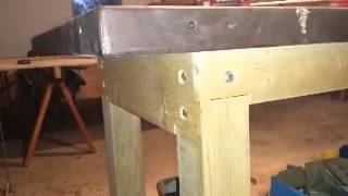 Woodworking Vise #1