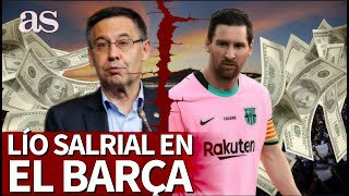 Así está la encrucijada salarial en el Barça: ¿quiénes cobran más? | Diario AS