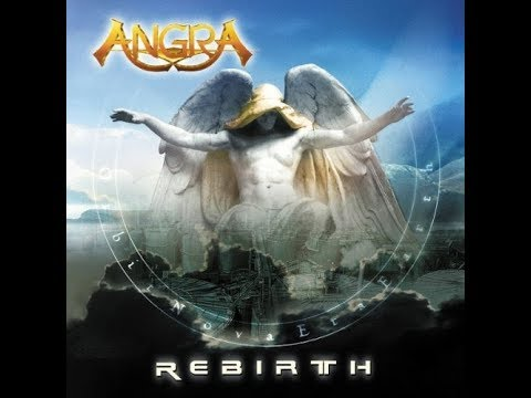 Angra - Rebirth - 2001 Full Album