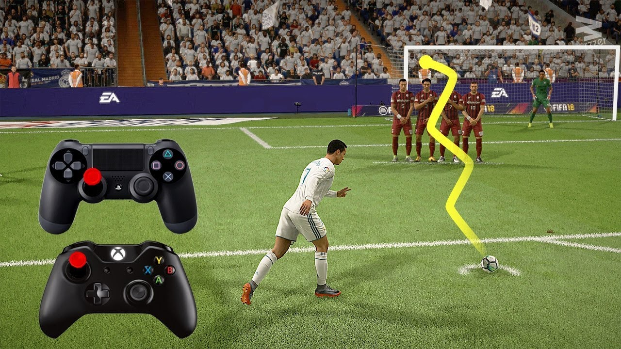 Score free kicks fifa 18 virtual pro fifa 18 career mode arsenal s2e10