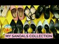 My Sandals Collection/high heels/flat/sneaker/party footwear etc.(Ani Style) Hindi