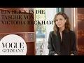 Ein Blick in die Handtasche von Victoria Beckham I Folge #1 - VOGUE Germany