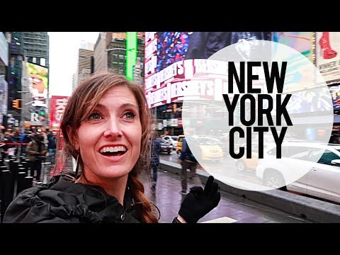 A Bite of The Big Apple: NEW YORK CITY Travel Diary