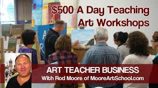 Art Teacher Business