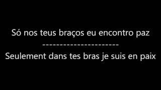 David Carreira- So tu e eu | Traduction