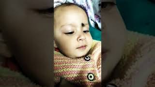 When Varenya don't have any interest in studying | cute | learning alphabets