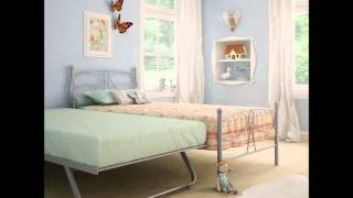 Amisco Trundle Bed, Twin, Dayglam