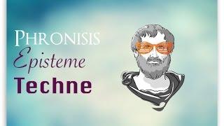 Hvad er Phronesis, Episteme og Techne