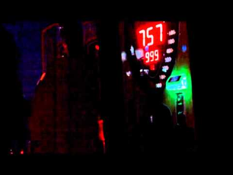 PSI Punch Machine at Lasertron