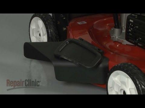 Discharge Chute - Toro Lawn Mower