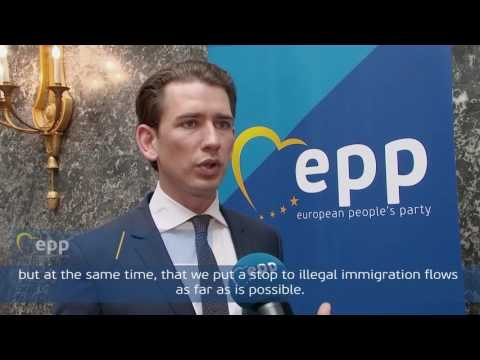 EPP Summit: Tomorrow's Europe is prepared today