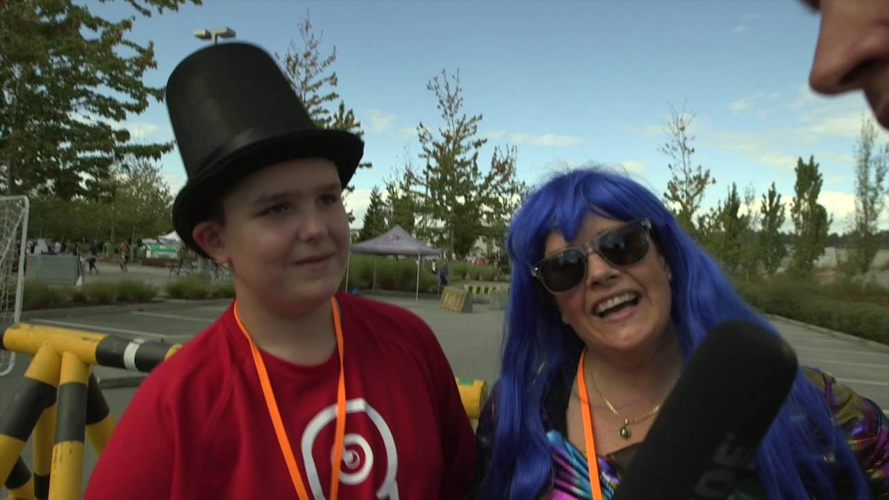 2016 highlights - Ritchie Bros. Corporate Kids Challenge for KidSport BC