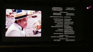 Christopher Robin end credits