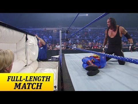FULL-LENGTH MATCH - SmackDown - The Undertaker vs. Chavo Guerrero - Casket Match thumbnail