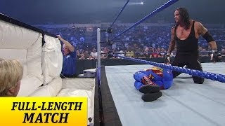 FULL-LENGTH MATCH - SmackDown - The Undertaker vs. Chavo Guerrero - Casket Match thumbnail