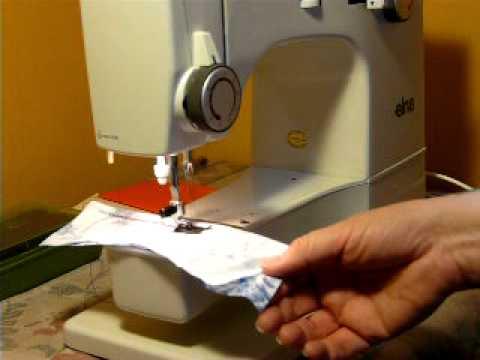 BEAUTIFUL VINTAGE ELNA SU FREE ARM SEWING MACHINE YouTube Stunning Elna Su Sewing Machine