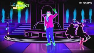 Just Dance 4 - We No Speak Americano - 5 Stars ( XBOX 360 Kinect) 1080p