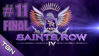 Saints Row 4 Gameplay - Capitulo 11 - Gran Final - HD 720p
