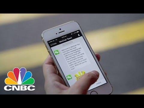 Tencent Tops Alibaba As China's Most Valuable Tech Company: Bottom Line | CNBC