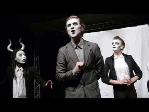 """Dorian"" By The Egg Theatre Company"