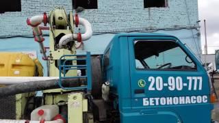 Заливаем бетон насосом. Т. 2-090-777(Красноярск. Бетон м350 Тел. 2090777 Сайт: www.betononasos124.ru., 2016-08-12T16:51:21.000Z)