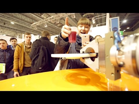 KUKA at Automaticon 2016 Trade Fair | Warsaw, Poland