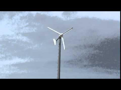 Wind Turbine at RESA Facility, Port Huron, MI