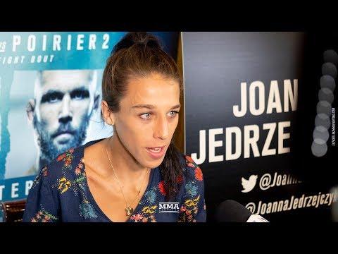 UFC on FOX 30: Joanna Jedrzejczyk Is Flattered By Tecia Torres Training With Rose Namajunas
