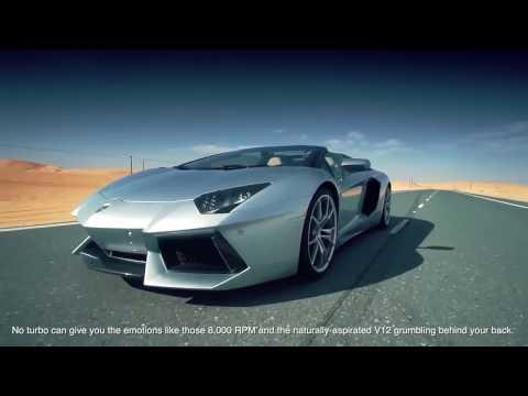 Lamborghini Aventador Music Video