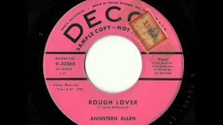 Annisteen Allen - Rough Lover (Decca)