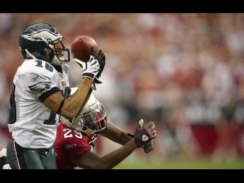 62 Yd TD from McNabb in 2008-09 NFC Championship (HD)