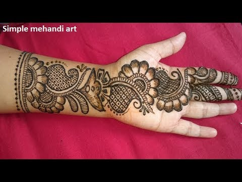 Mehandi Design Mehandi Design Simple