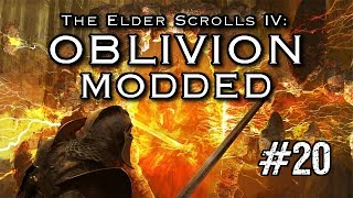 Let's Play Oblivion MODDED (Gameplay/Walkthrough) [Part 20] - CHORROL & THE MAGES GUILD