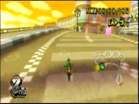Mario Kart Wii: FTL Hackers Online Caught On Tape!