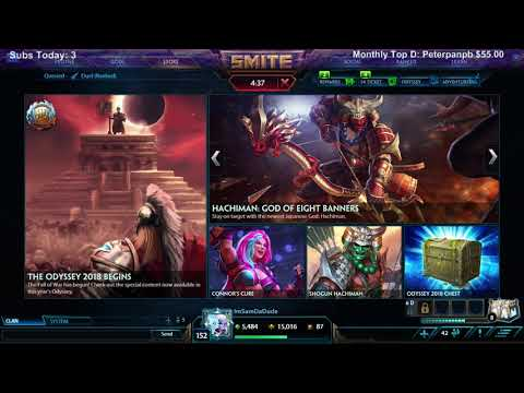 Streaming 1v1 Duel on twitch right now!