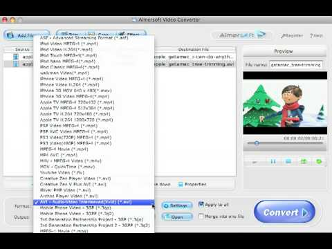 How To Convert Mp4 (mpeg4/h.264 To Flv For Mac
