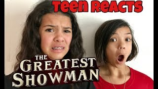 TEENS & KIDS REACT to The Greatest Showman - THIS IS ME Music Video Cover