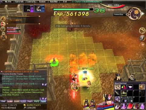 Battle of Red Cliffs Squad Solo - Atlantica Online