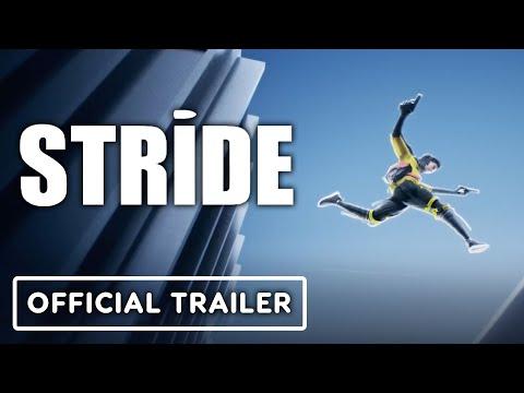 Stride - Official Announcement Trailer (VR Parkour)