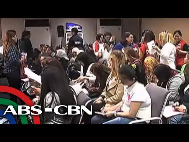 Bandila: 116 undocumented OFW sa Kuwait, balik-Pilipinas