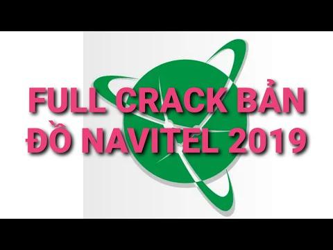 Full crack bản đồ navitel 2019
