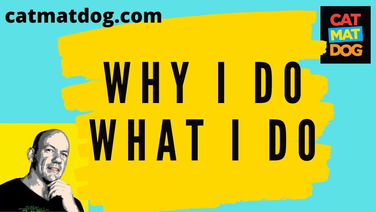Storyteller Stu Lloyd - Why I Do What I Do.