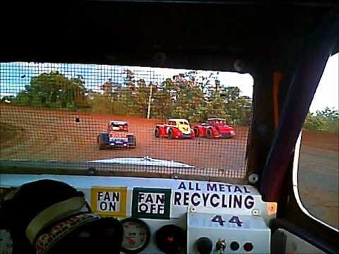 Legends at Monett Speedway