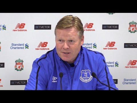 Liverpool 3-1 Everton - Ronald Koeman Full Post Match Press Conference